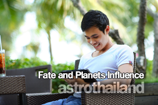 astrothailand fate and planets influence