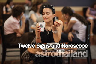 astrothailand twelve signs and horoscope